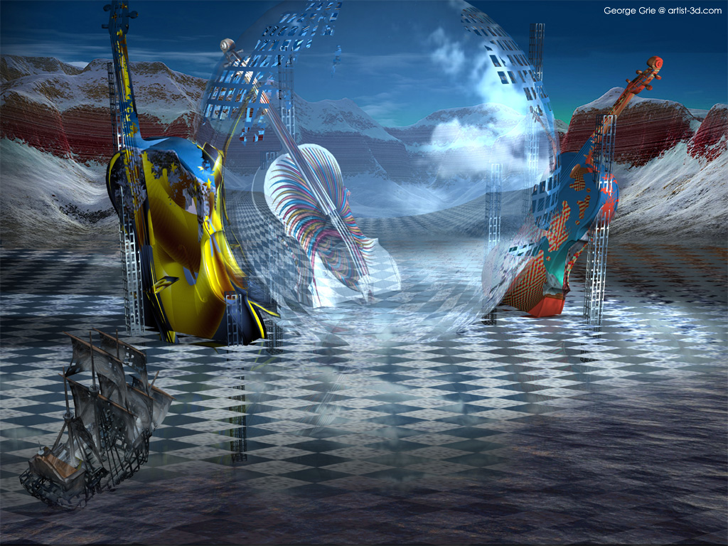 Modern Art digital software: free 3d wallpaper software ...