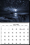 Modern Surrealism Art Calendar, 12-page surreal fantasy digital artworks